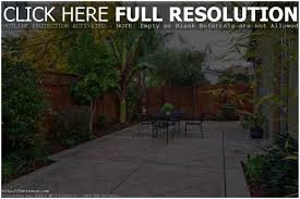 Hardscaping Ideas For Small Backyards by Backyards Impressive Image Of Patio Paver Designs 4 Small