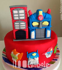 transformers rescue bots 1 edible cake or cupcake topper edible rescue bots cake ethan s third birthday rescue