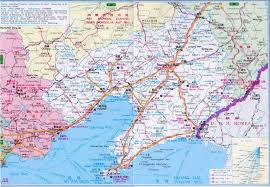 Luoyang China Map by Liaoning Area China Maps Map Manage System Mms