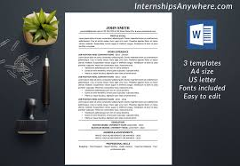 resume references template resume template cover letter template references template resume template cover letter template references template traditional style multipack word cv design john smith
