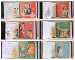 personalized autograph books diy disney autograph book scrapbook disney autograph books and