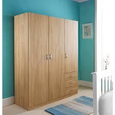 3 Door Closet 283837 Sven 3 Door 3 Drawer Wardrobe Bedroom Pinterest Large