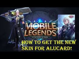 mobile legends how to get the new skin for alucard first look