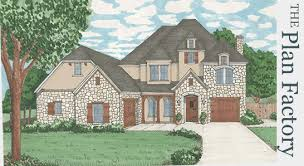 custom home plans with photos the plan factory custom home plans stock house plans arlington