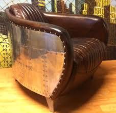 canap vintage cuir marron canape vintage cuir marron fauteuil aviateur en fair t info