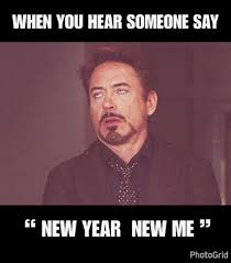 New Year New Me Meme - photogrid what is your new year resolution 2018 facebook