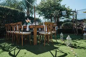 intimate bohemian backyard wedding in rancho bernardo california