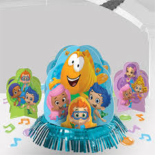 Bubble Guppies Decorations Bubble Guppies Party Decorations Fun Party Supplies