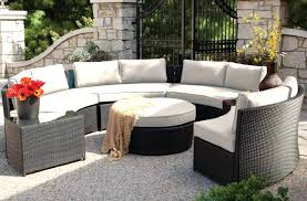 Outdoor Furniture At Sears by Patio Ideas Sofapatio Sectional Sofa Outdoor Patio Sectional
