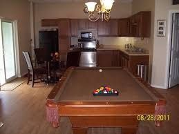 how to put a pool table together mike and lisa s world chapter 119 how to seal a driveway and a