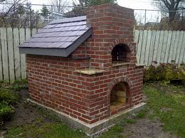 Build Brick Oven Backyard by Building A Brick Oven In Your Backyard Building A Brick Oven