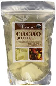 amazon com 100 organic cacao butter 16oz by tisano baking