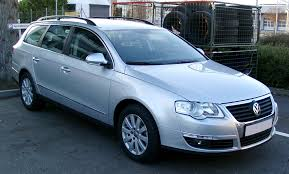 car volkswagen passat vw passat jff016 car to go