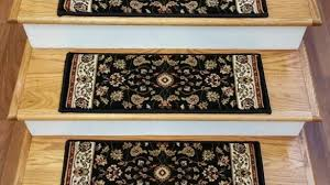 Modern Stair Tread Rugs Stair Treads Carpet Contemporary Tread Finished Sets For With 19