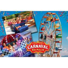 Six Flags Summer Pass La Ronde Celebrates Families With New Carnaval En Folie