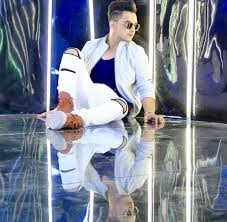 hair style of mg punjabi sinher millind gaba a rising singer and a rapper in music industry