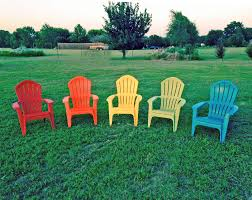 Rustoleum For Metal Patio Furniture - exterior appealing resin adirondack chairs for inspiring patio