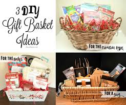 gift baskets ideas 3 diy gift basket ideas
