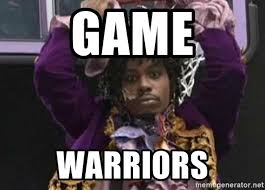Game Blouses Meme - game warriors game blouses meme generator