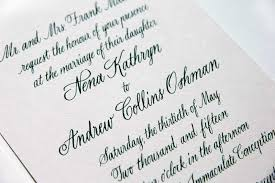 wedding invitations dallas wedding invitations calligraphy dallas calligrapher polished