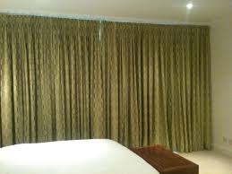 Pinch Pleated Lined Drapes Bedroom How To Make Pinch Pleated Drapes Stunning Large Window