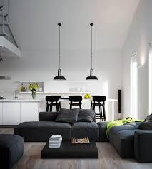 amazing monochrome living room interior design 4200 home designs