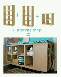 sewing cutting table ikea hecho en casa craftroom furniture pinterest room ideas room
