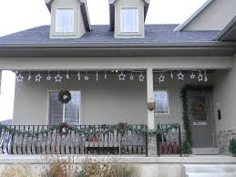 Exterior Christmas Decorating Ideas Pinterest Front Porch Christmas Decorating Ideas Pictures Outdoor Holiday