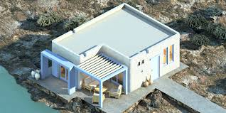 new build retirement homes on the isl of naxos arzumanidis real