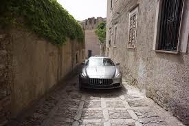 2017 maserati granturismo matte black 2017 maserati quattroporte review autoweb