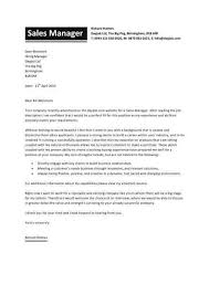 director of sales cover letter leading sales cover letter