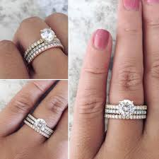 different types of wedding bands ring stacks we need to talk about designers diamonds
