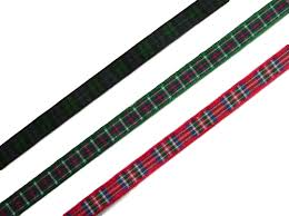tartan ribbon tartan ribbon07 mm 1 4 widepriced per metre mither tongue