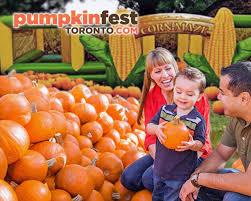 pumkinfest toronto oct 10 12 downsview park thanksgiving weekend