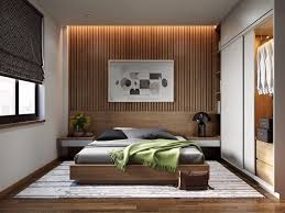 Purple Bedroom Accent Wall - bedroom accent wall colors dark brown varnished oak wood bed frame