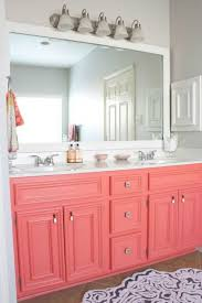 How To Paint A Bathroom Vanity Painting Bathroom Vanity Cabinets Wearefound Home Design