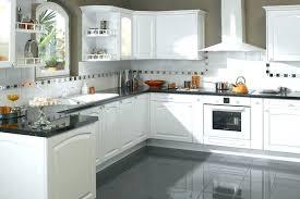 modele cuisine blanche cuisine equipee blanc laquee cuisine equipee blanche lovely cuisine