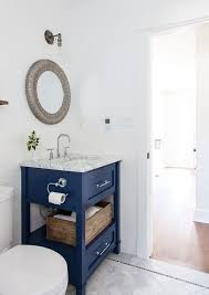 navy vanity navy blue bathroom vanity visionexchange co