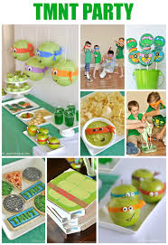 tmnt party creative juice tmnt party ideas