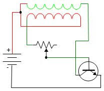 wireless transmission of electricity diy