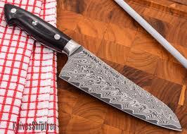 kitchen knife collection kramer by zwilling euroline 7 santoku stainless damascus