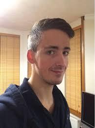 asperjosh 8 weeks with a new haircut
