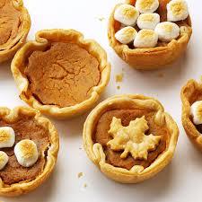pumpkin tartlets recipe taste of home
