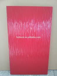 pvc foil kitchen cabinet door vinyl wraped kitchen cabinet door