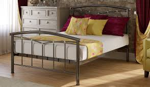 phoenix metal bed frame bensons for beds