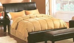 Wood Leather Headboard by Lovely Leather Headboard Queen Queen Size Black Fau Leather Low