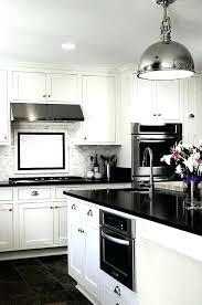 Modern Kitchen Backsplash Designs by Black And White Kitchens U2013 Fitbooster Me