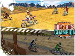 dirt bike champion 3d racing android apps on google play