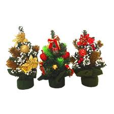 small plastic tree indoor promotion shop for promotional small