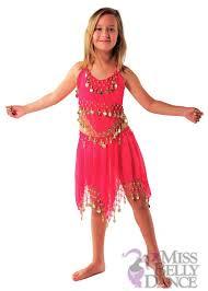kids costumes belly dancer kid children costume top skirt set ya binti